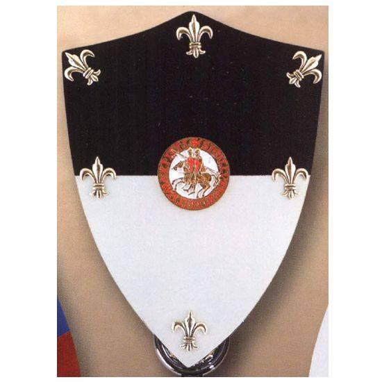 Art Gladius 885 Mini Escudo Medieval Templario