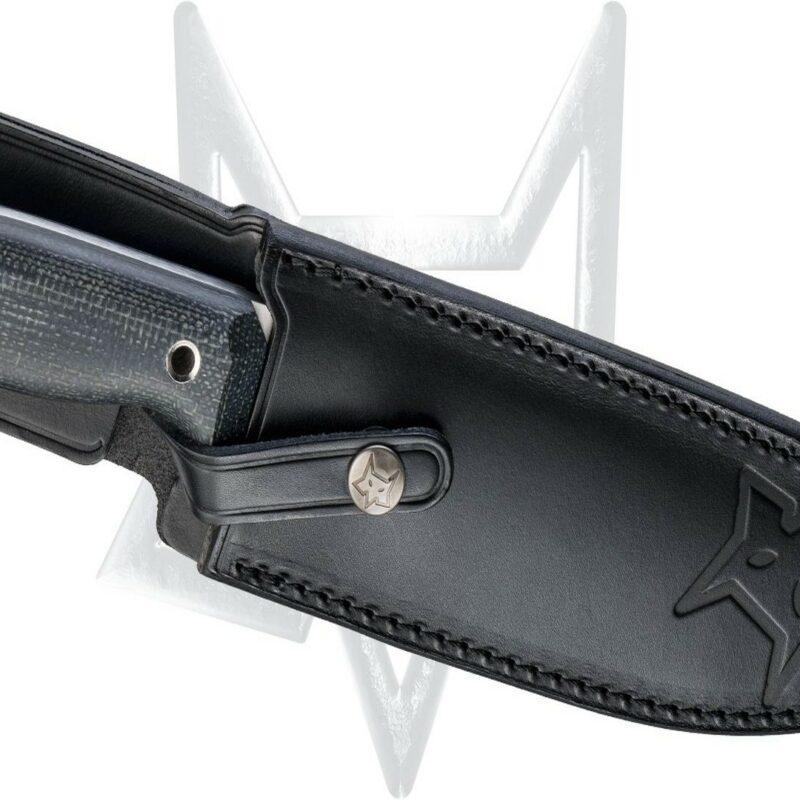 Cuchillo Fox FX-140 XL MB